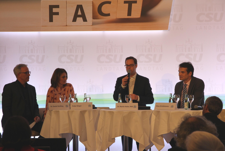 CSU-Fraktion im Bayerischen Landtag - - -