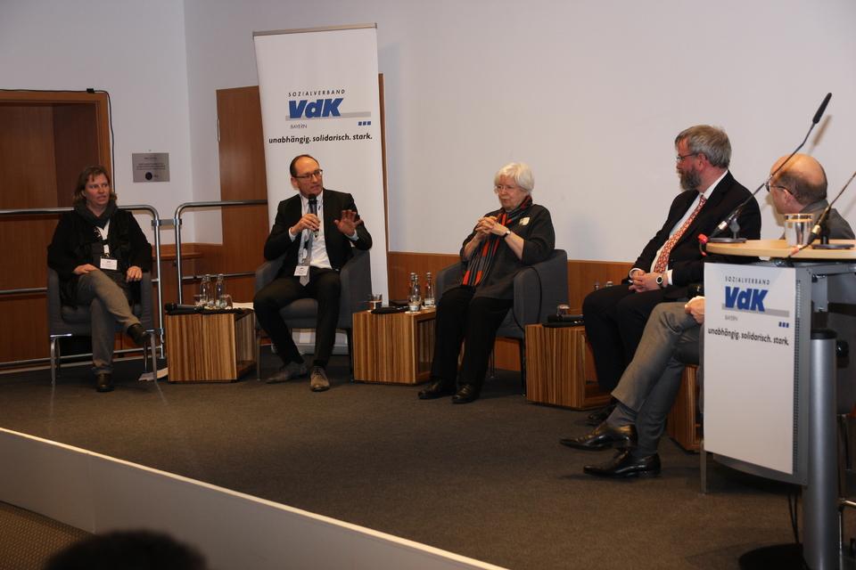 Foto: Sozialverband VdK Bayern
