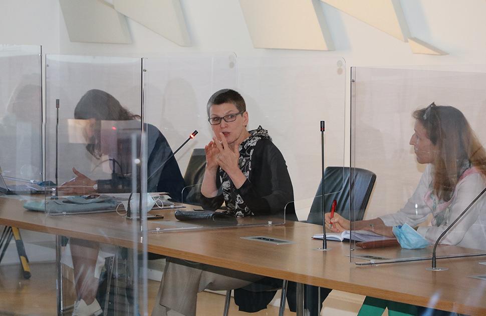 Der AK Gesundheit und Pflege befasste sich bei seiner Sitzung mit dem Chronischen Erschöpfungssyndrom. Foto: CSU-Fraktion