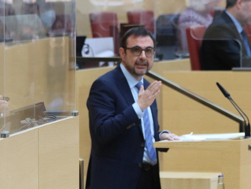 Gesundheitsminister Klaus Holetschek; Foto: CSU-Fraktion