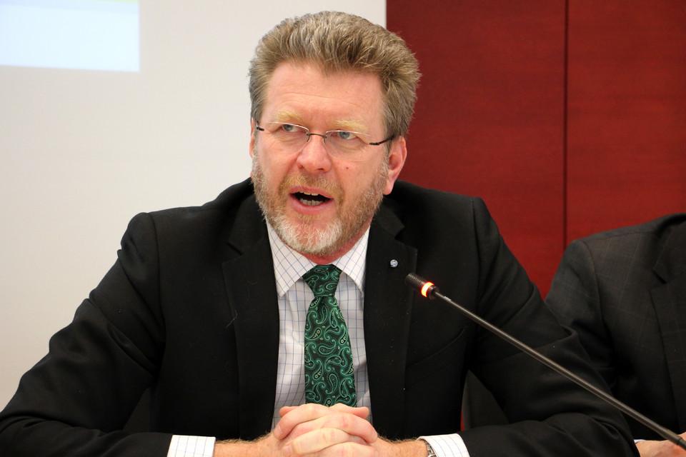 Staatsminister Dr. Marcel Huber